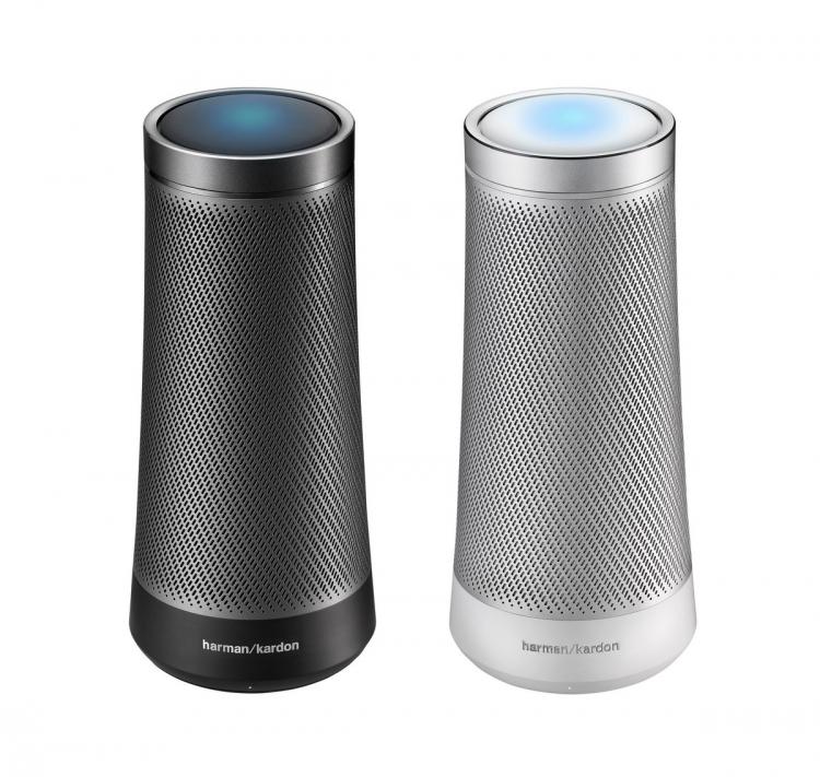 Фото - Microsoft и Harman Kardon представили смарт-динамик Invoke с Cortana»