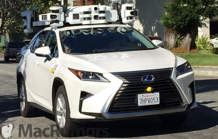 Фото - Парк тестируемых самоуправляемых автомобилей Apple вырос до 55 штук»