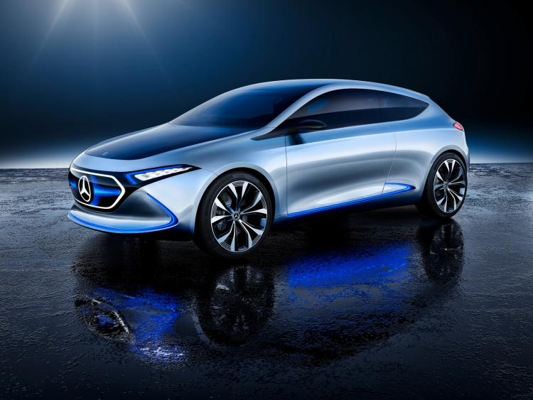 Фото - Во Франции освоят производство компактных электромобилей Mercedes-Benz»