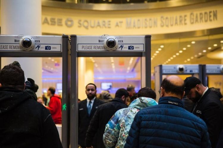 Фото - Madison Square Garden тайно использует технологию распознавания лиц для идентификации посетителей»