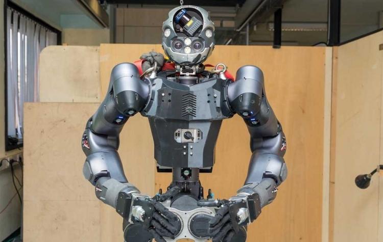 Фото - Антропоморфный робот-спасатель Walk-Man подвергся модернизации»