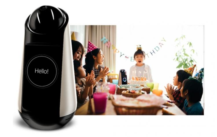Фото - Sony анонсировала «коммуникационный робот» Xperia Hello!»