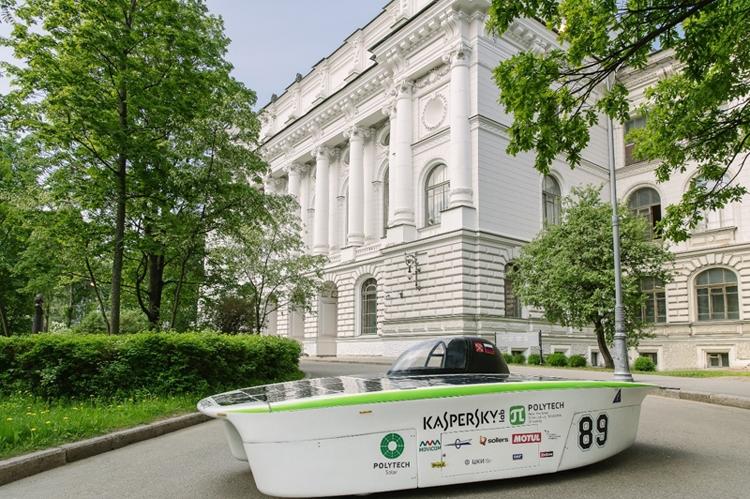 Фото - Российский солнцемобиль получит защиту от киберугроз»