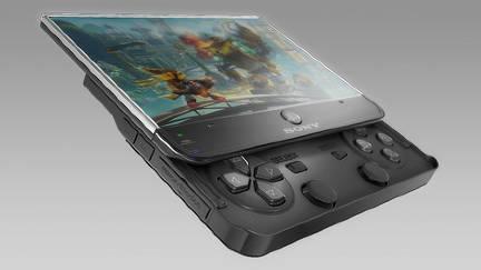 Фото - PSP2 получит поддержку 3G и AMOLED дисплей