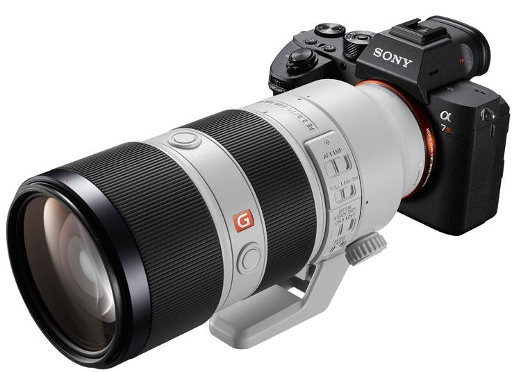 Фото - Sony α7R III: полнокадровая «беззеркалка» с 42,4-Мп сенсором Exmor R CMOS»