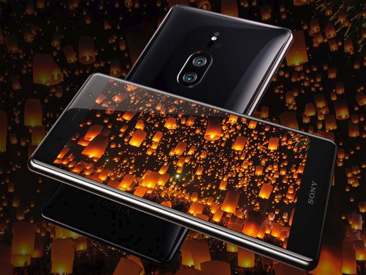 Фото - Смартфон Sony Xperia XZ2 Premium получил дисплей 4K HDR и уникальную камеру»