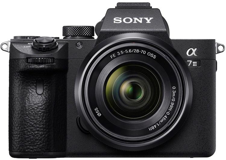 Фото - Sony α7 III: полнокадровый беззеркальный фотоаппарат за $2000″