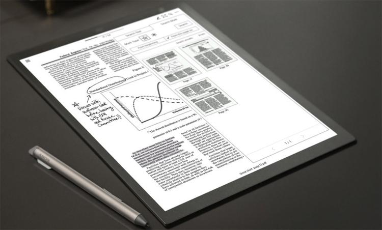 Фото - Sony проектирует новое устройство с экраном E Ink»