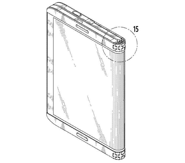Фото - Samsung проектирует гибрид смартфона и мини-планшета»