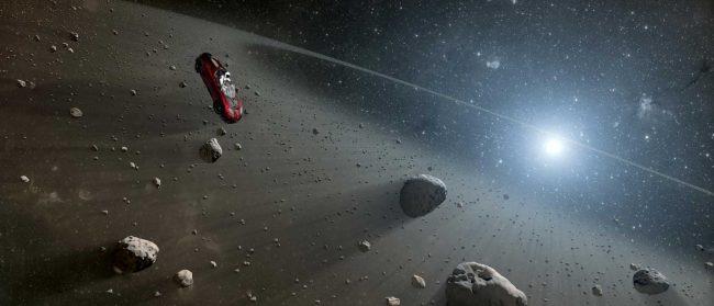 Фото - Космический мусор: можно ли его рассматривать как полезный ресурс?
