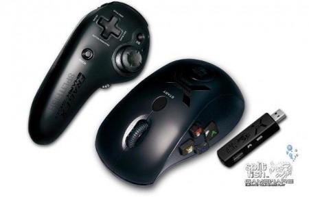Фото - Splitfish анонсировала игровой комплект из мышки и контроллера FRAGFX SHARK 360
