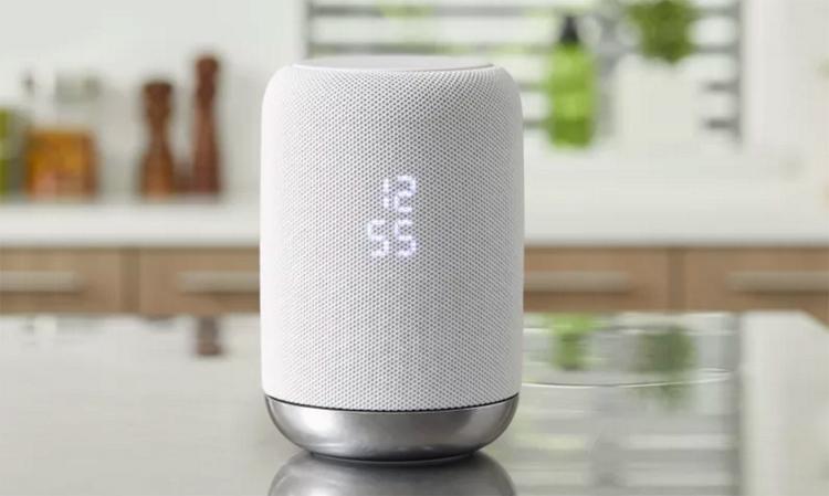 Фото - IFA 2017: смарт-динамик Sony с голосовым помощником Google Assistant»
