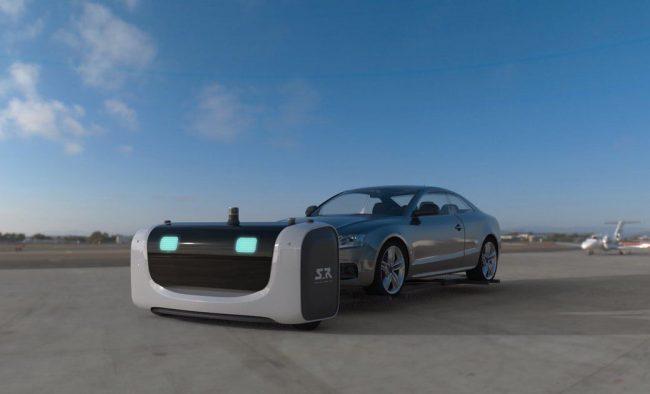 Фото - Stan – робот, способный припарковать ваш автомобиль