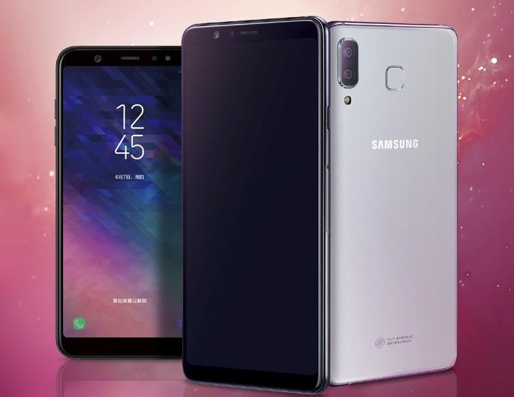 Фото - Samsung Galaxy A9 Star и A9 Star Lite: смартфоны с экраном FHD+ и двойной камерой»