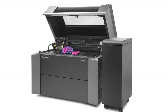 Фото - Представлен первый 3D-принтер, использующий для печати разные материалы