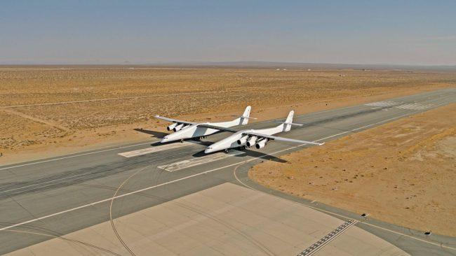 Фото - Этим летом может состояться первый полет самого большого в мире самолета