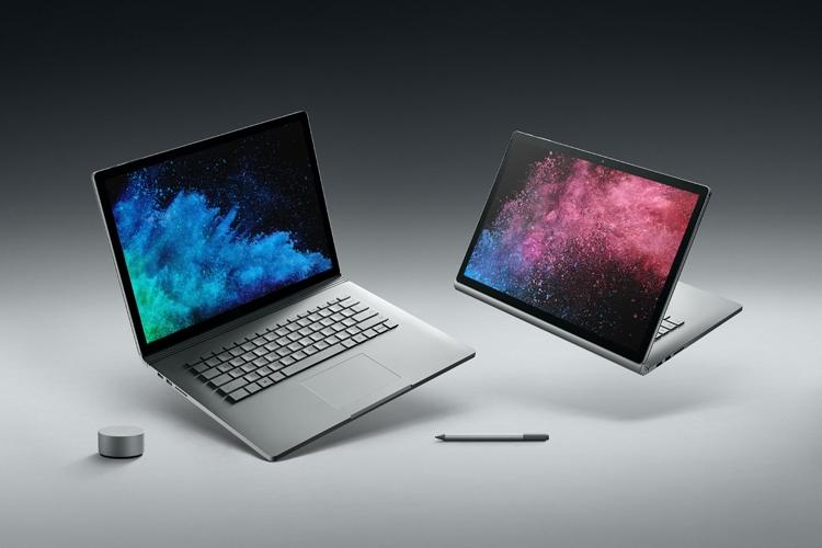 Фото - Microsoft представила Surface Book 2 — свои самые мощные ноутбуки»