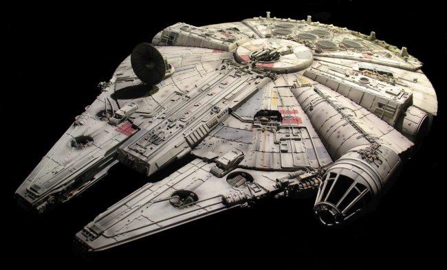 Фото - Сравниваем размер кораблей из «Звездных войн» с объектами реального мира
