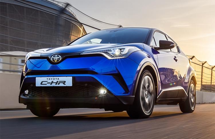 Фото - Раскрыто оснащение кроссовера Toyota C-HR для российского рынка»