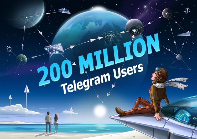 Фото - Мессенджер Telegram заблокирован в России»
