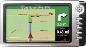 Фото - World Nav 7100 — GPS для больших автомобилей