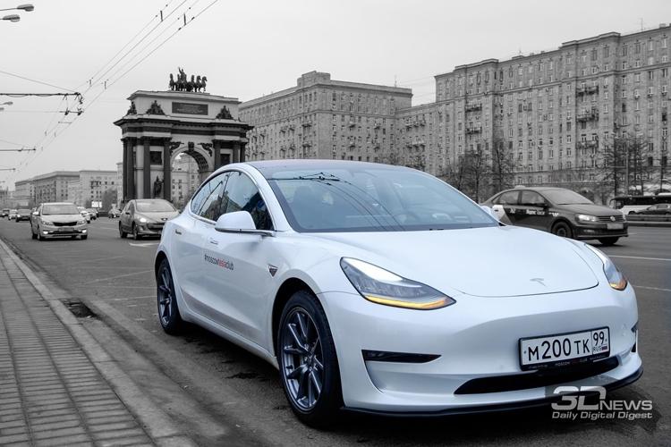 Фото - Tesla начинает приём заказов на полноприводную версию электрокара Model 3″