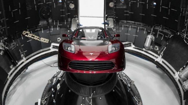 Фото - «Космический родстер» Илона Маска может заразить весь Марс
