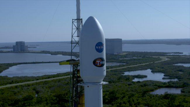 Фото - SpaceX успешно вывела новый космический телескоп TESS на орбиту