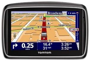 Фото - TomTom начинает новые серии навигаторов