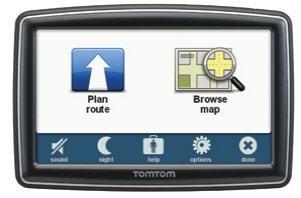Фото - TomTom запускает XL 350, XXL 550 в США