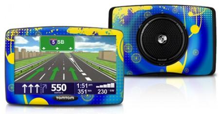 Фото - TomTom представляет GPS-навигаторы с любой расцветкой