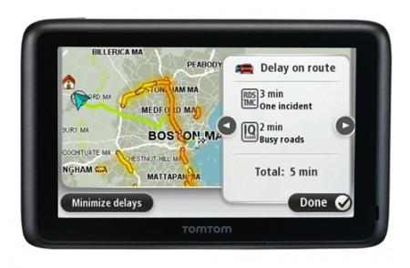 Фото - Новые навигаторы от TomTom — Go 2405, 2505