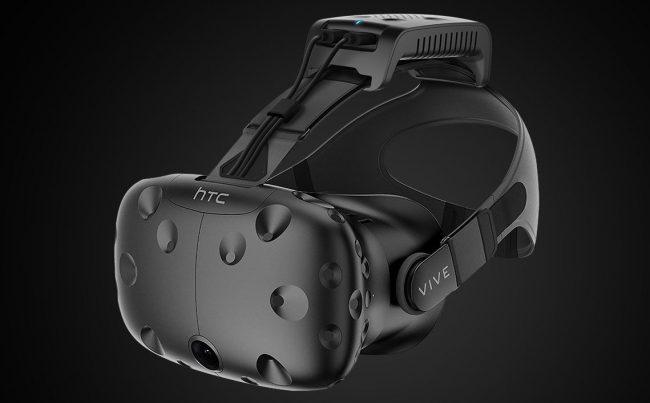 Фото - #CES | VR-гарнитура HTC Vive станет беспроводной уже в этом году