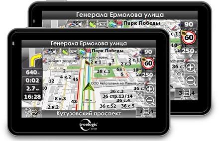 Фото - Treelogic расширяет линейку навигаторов