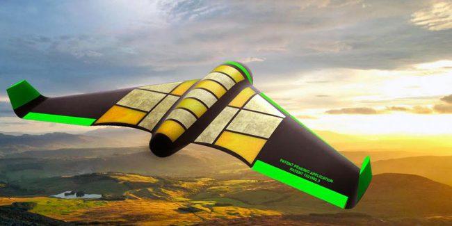 Фото - Компания Windhorse Aerospace предложила делать беспилотники из колбасы