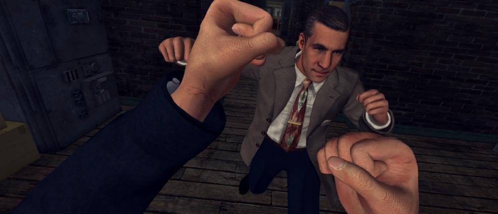 Фото - В L.A. Noire: The VR Case Files можно играть на Oculus Rift