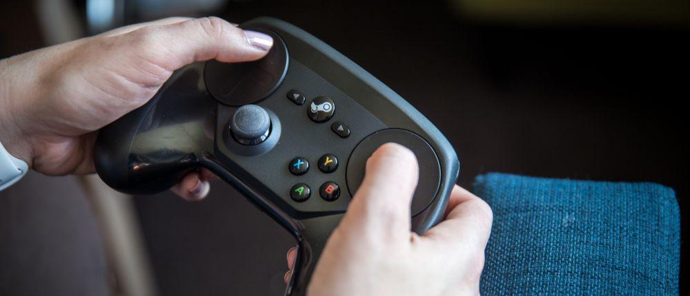 Фото - Valve, возможно, тизерит новый Steam Controller