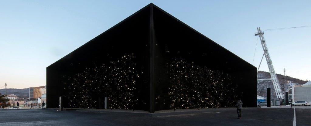 Фото - В Южной Корее построили самое черное здание в мире