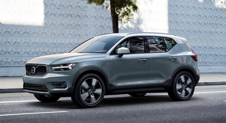 Фото - К 2025 году каждый третий новый автомобиль Volvo получит систему самоуправления»