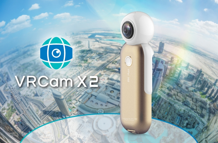 Фото - Панорамная камера VRCam X2 рассчитана на работу с iPhone»