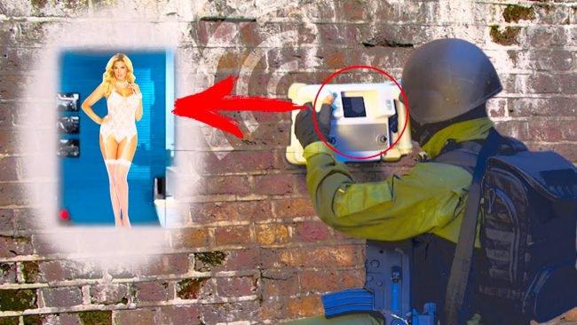Фото - Искусственный интеллект научился распознавать людей сквозь стены
