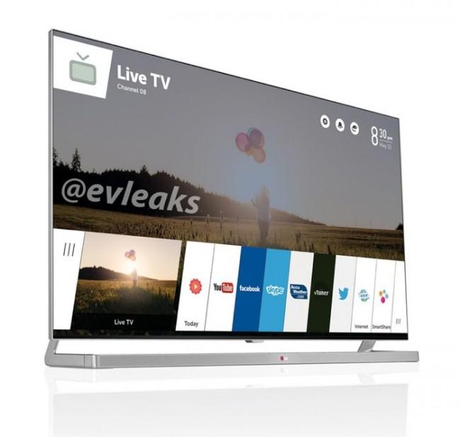 Фото - В Сети засветилась фотография телевизора LG с операционной системой webOS