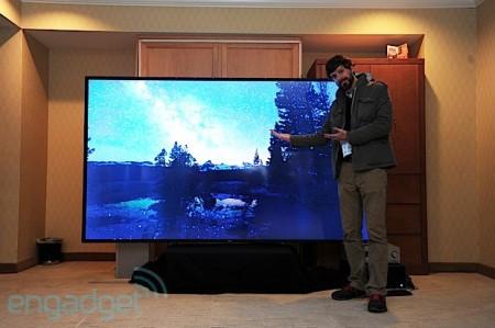 Фото - #CES | 110-дюймовый 4K-телевизор стоимостью $300 тыс