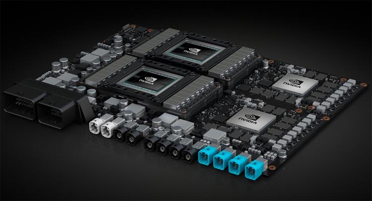 Фото - CES 2018: дебют платформы NVIDIA DRIVE Xavier для самоуправляемых автомобилей»