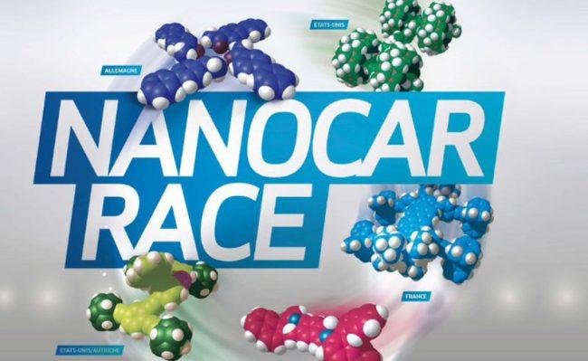 Фото - Французские учёные организуют первые в мире гонки наноавтомобилей