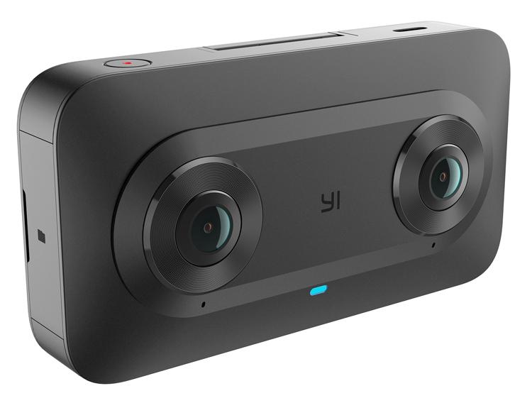 Фото - CES 2018: камера YI Horizon VR180 с откидным дисплеем»