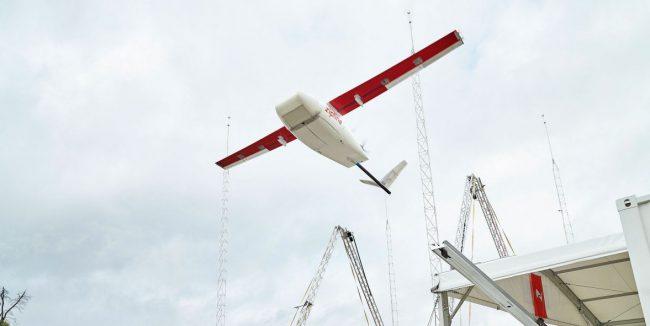 Фото - Zipline запустила самый быстрый в мире дрон для коммерческой доставки